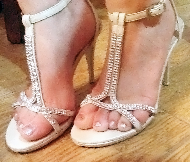 Fetish foot shoes toe