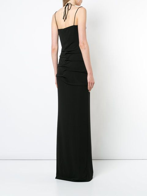 b3124cb8415 Nicole Miller fitted silhouette dress