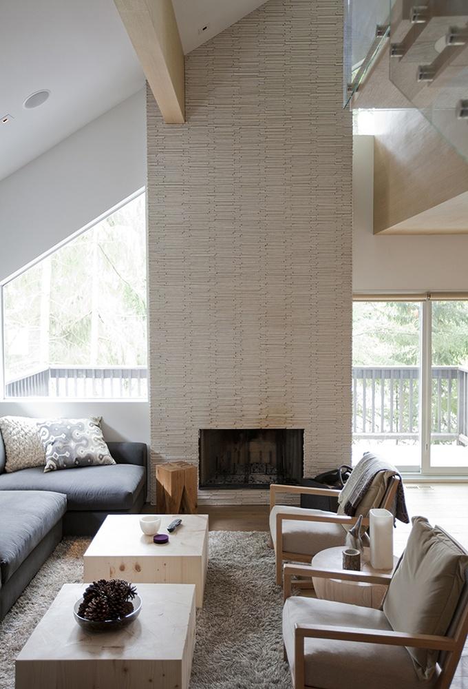 Linden Whistler residence by @Elissa Fairbairn ID featuring #accessories by @Karen Cline