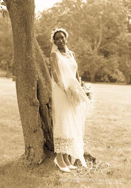 1920's Elopement. #Eva Muthusi, Model, makeup #Casey Lynn. #Vintage Weddings #Princeton, NJ