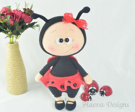 ❀❤ Welcome to Havva Designs Patterns Store ❤❀  ❥ This listing is for an amigurumi pattern, not the finished toy. ❥ Crochet patterns in pdf format, and emailed to you within 24 hours of your payment! ❥ Please add your email address your order when you purchase a product. ❥ The country