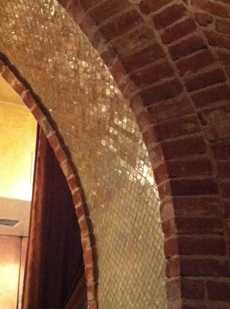 So Italian....tile and brick Italian tiles, Brick, Decor