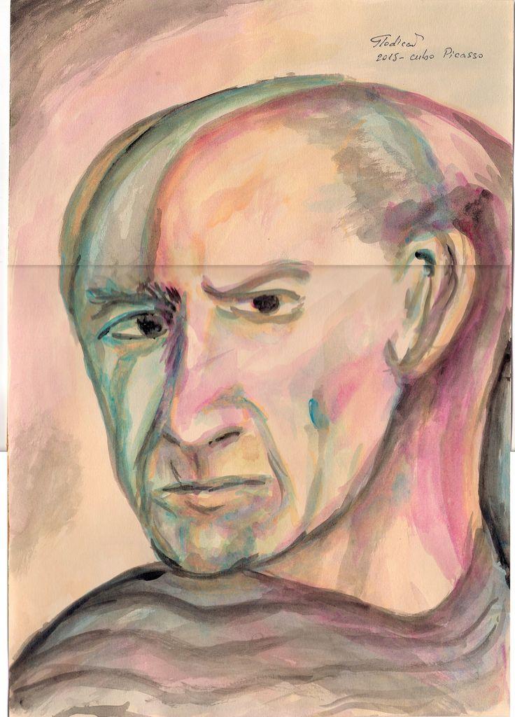 cubo Picasso (author Gabriel Todica)