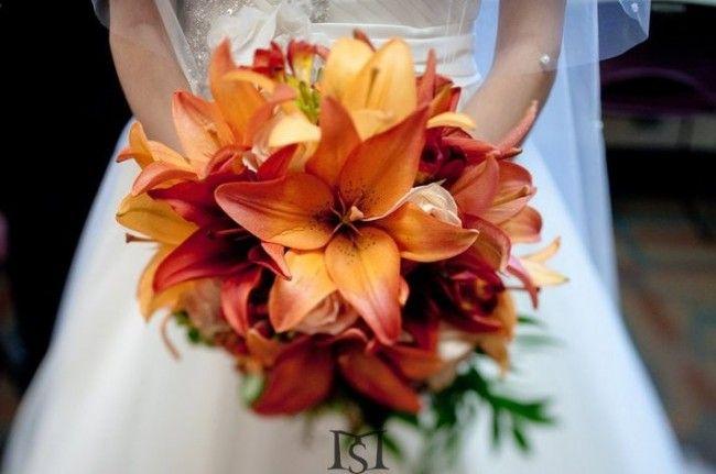 Best tiger lily bouquet ideas on pinterest wedding