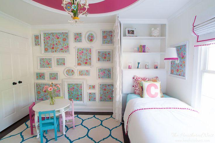 Best 25+ Turquoise Girls Bedrooms Ideas On Pinterest