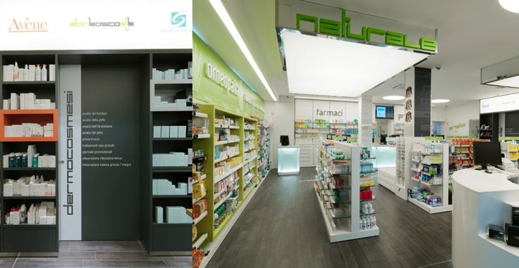 Merchandising pharmacie don bosco pharmacy design for Boursin agencement