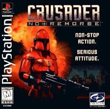 Crusader - No Remorse psx iso rom download