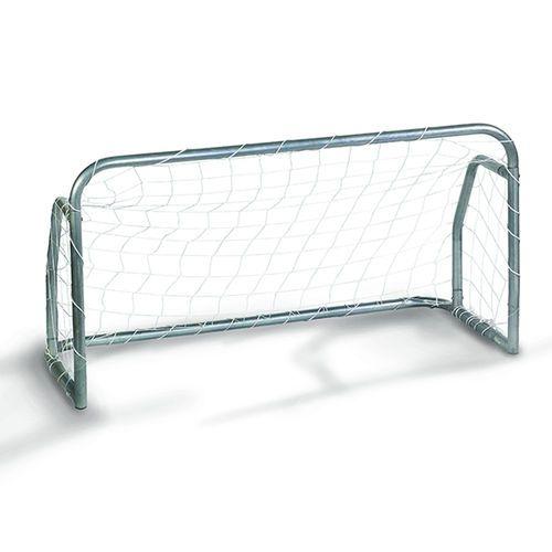 Avynan pieni teräksinen jalkapallomaali on nopea kasata ja sopii ympärivuotiseen käyttöön!