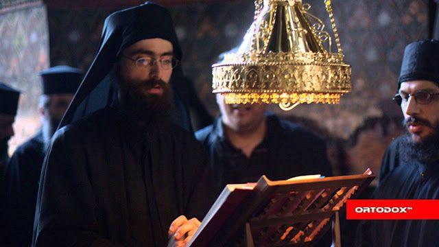Παναγία Ιεροσολυμίτισσα : π. Λάζαρος - Θεός Κύριος & Τον Συνάναρχον Λόγον