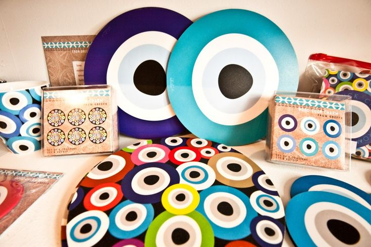 Evil eye collection by #Idisti ! #greekbrandnew #GBN17 #greeksummer #madeinGreece