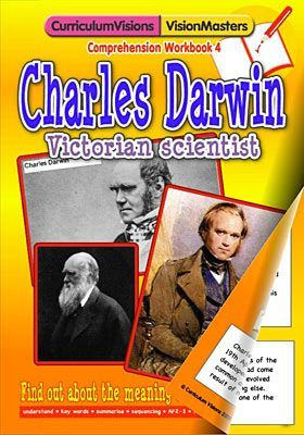 the revolutionary theory of evolution by charles darwin Amazoncom: charles darwin and the theory of evolution by natural selection (revolutionary discoveries of scientific pioneers.