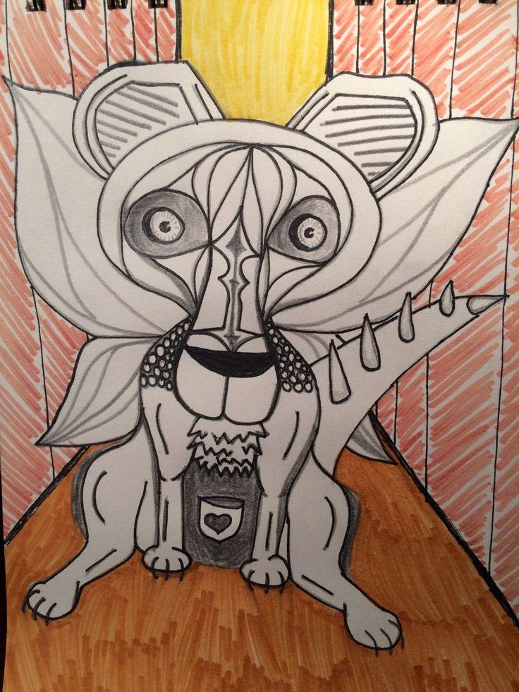 Lion by Natalie R