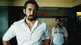 Lee Pace | Bearded Man with Glasses - Businessman