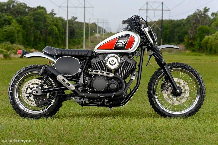 Custom yamaha bolt motorcycle day dreams pinterest for Yamaha bolt scrambler