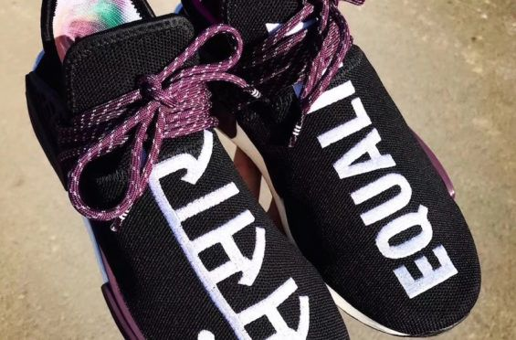 251648e08 Pharrell x adidas NMD Hu Trail Equality Dropping Next Year