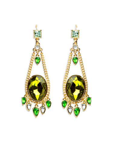 Jungle Jewel Earrings