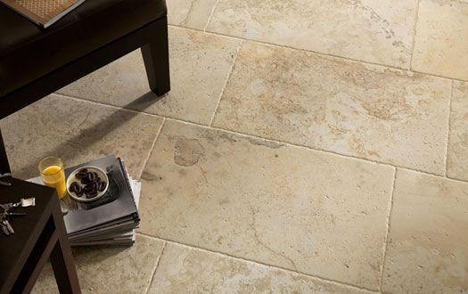 Tile Not Alighned To The Middle Of Each Tile 24 X 12 Floor Tile