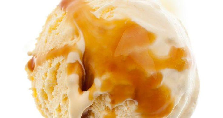 Παγωτό καραμέλα | Άκης Πετρετζίκης