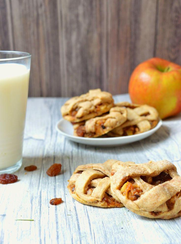 Das Essperiment: Apple-Pie-Cookies ohne Zuckerzusatz