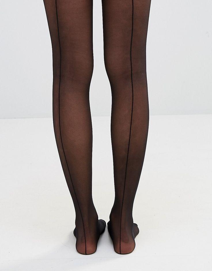 Image 1 - Wolford - Collants avec couture arrière