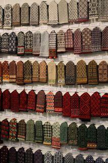 knit mittens, latvian - fotostastimiglaa