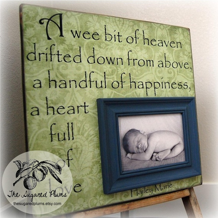 7 best Christening/ baby naming gifts images on Pinterest   Baby ...