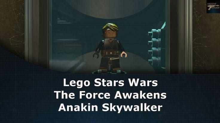 Lego Star Wars The Force Awakens Anakin Skywalker Unlock Location