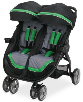Graco Baby FastAction Fold Duo Click Connect Stroller