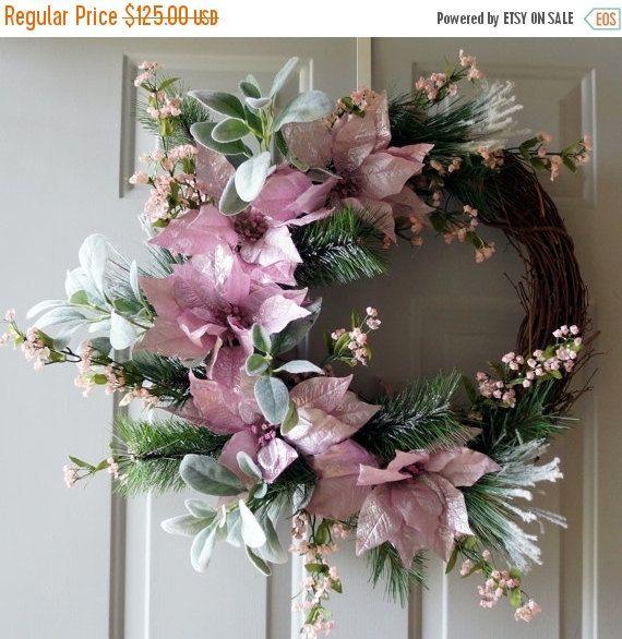 218 best Front Door Wreaths images on Pinterest | Entrance ...