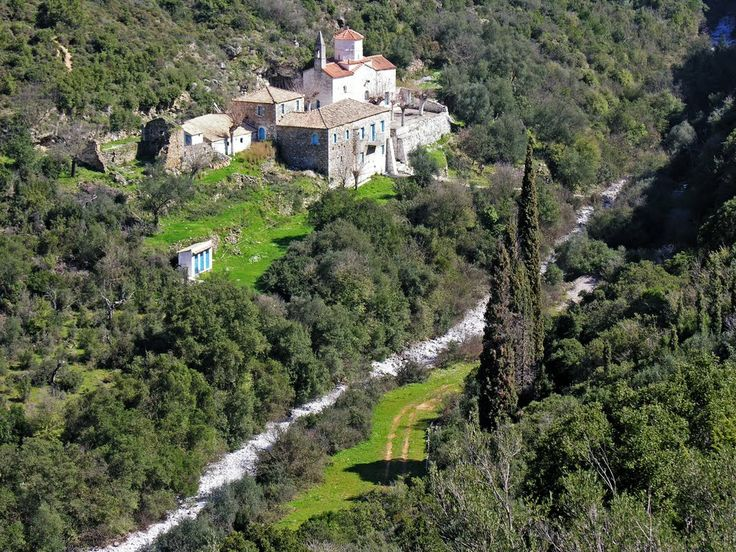 Kardamili, Sotiros Monastery