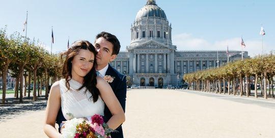 SF city hall photographer