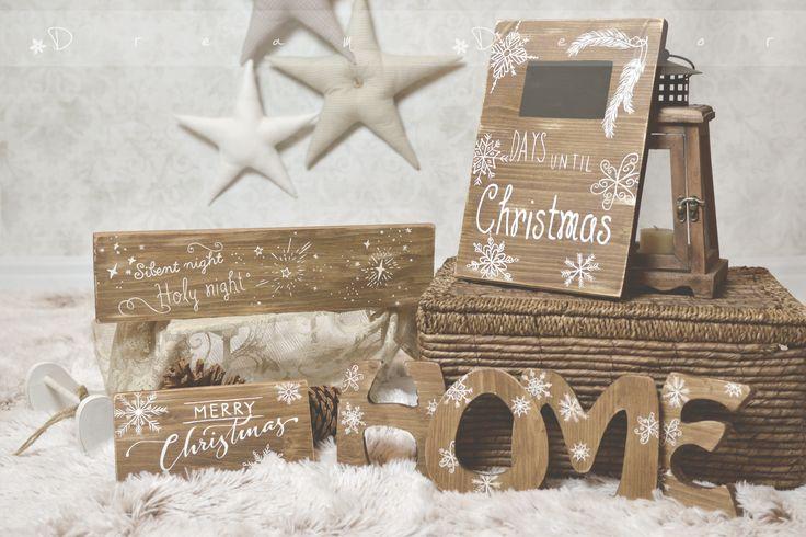 wood decorations Dream Decor  hand-made Christmas decorations https://www.facebook.com/media/set/?set=a.1641387439435530.1073741843.1472216913019251&type=3