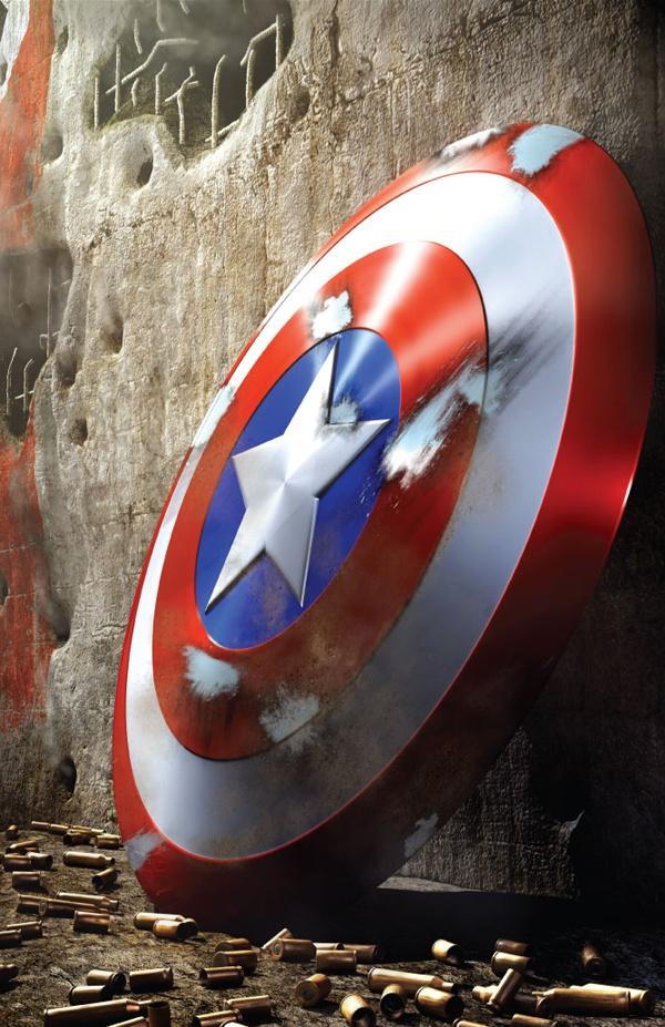 Captain's shield