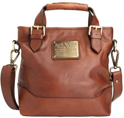 Jack Wills Tilbury Bag | I love this!