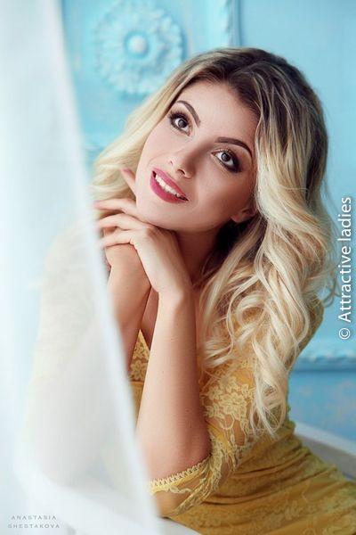 photo femme russe