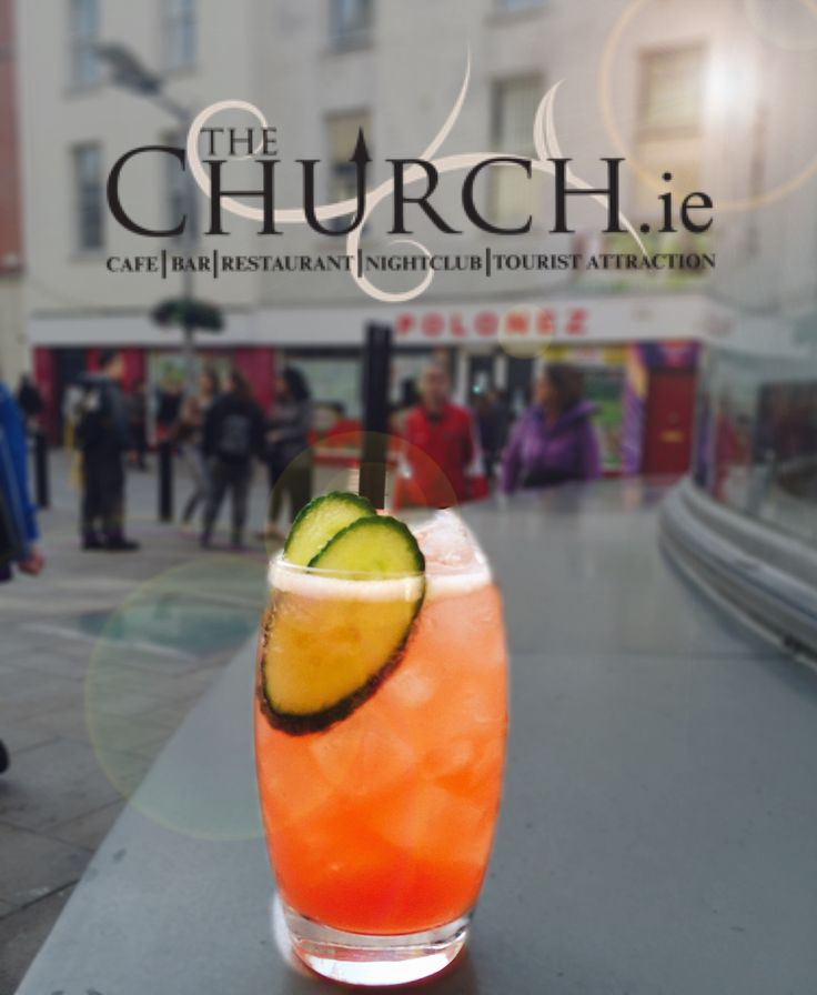 Cocktail of the Week #Watermelon #Hendricks #Gin #Refreshing #Cocktails #TheChurchDublin #Dublin
