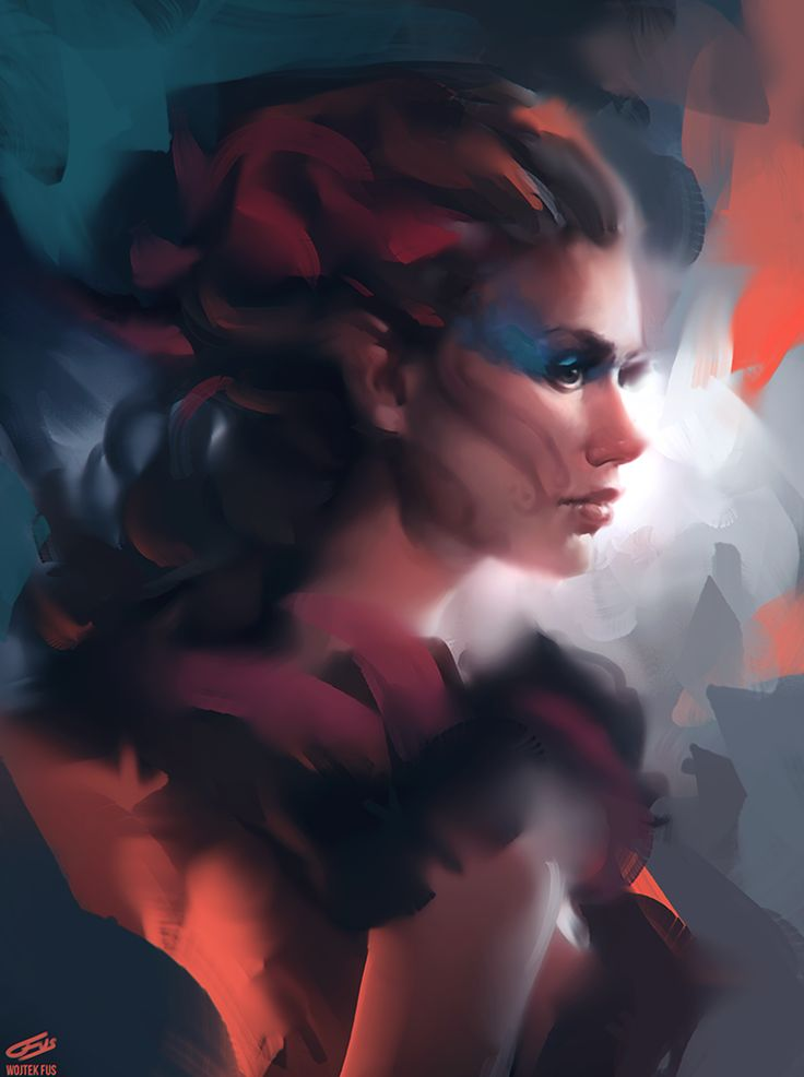 lohrien: Illustrations by Wojtek Fus dA l shop | AFA - art for adults