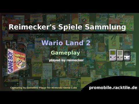 Reimecker's Spiele Sammlung : Wario Land 2