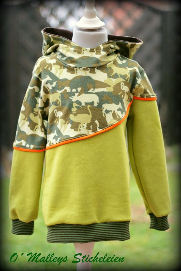 O´Malley: Camouflage-Tiere