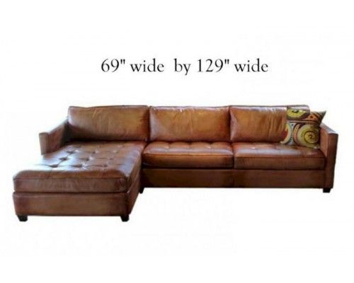 the wilmington leather sofa and sectional is made in north america with 100 top grain