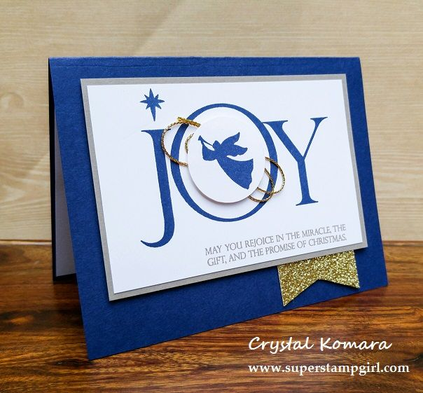 http://www.superstampgirl.com/blog/clean-and-simple-christmas-joy