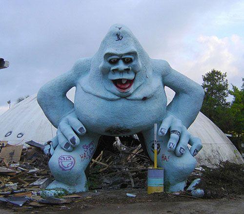 827 Best Images About Abandoned Amusement/Theme Parks On