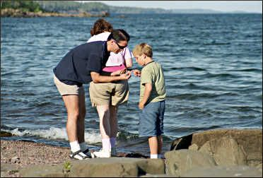 How to find a Lake Superior agate in Minnesota #MSPDestination