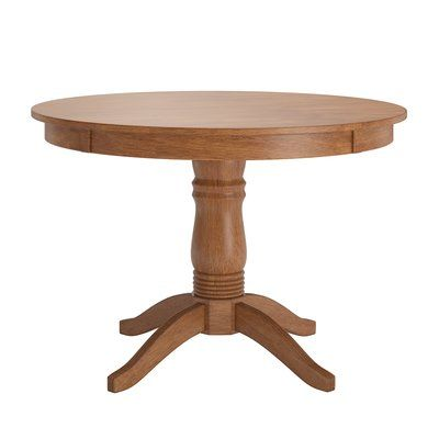 andover mills oneill wood dining table color oak milling free rh pinterest com