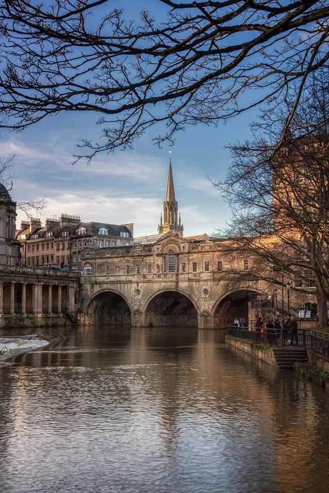 Pulteney Bridge, Bath | Somerset Rich W. Photography