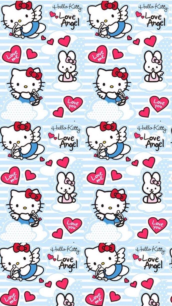 Top Wallpaper Hello Kitty Swag - e80b01de19f47ab435a1614a1fe86037--hello-kitty-wallpaper-kawaii  Collection_644976.jpg