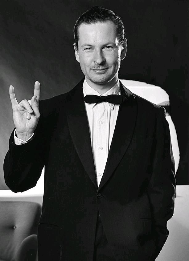 the absolutely splendid, fascinating, terrible, horrible, despicable and majorly awesome Lars von Trier.