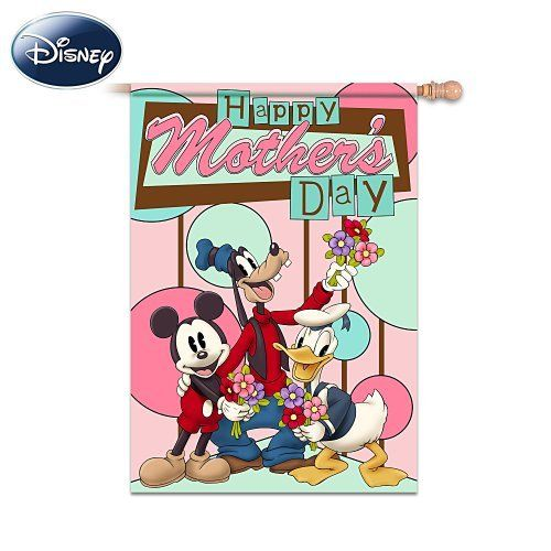 Vintage-Style Mickey Mouse Holiday Flag Collection by Hamilton. $24.99. Licensed by Disney. Celebrate your love for Mickey Mouse all year long with this collection of vintage-style Mickey Mouse flags, available from The Hamilton Collection. Satisfaction Guaranteed: Free Returns for 365 Days. Add some Disney magic to each holiday with this vibrant collection of vintage-style Mickey Mouse flags, available from The Hamilton Collection! Celebrating this lovable mouse with 1...