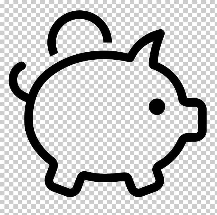 Computer Icons Money Piggy Bank Png Bank Black And White Coin Computer Icons Download Computer Icon Coin Icon Icon