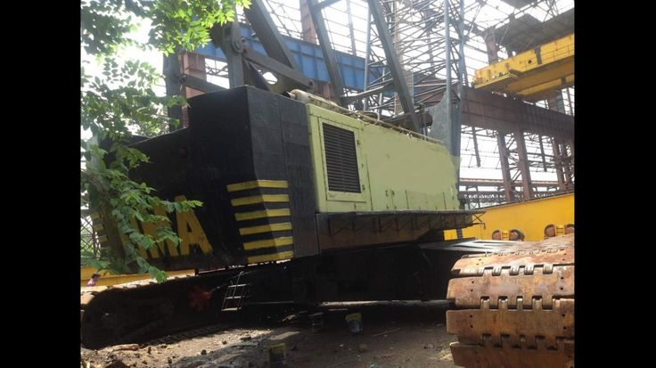 Lima-7707 300 Ton For Sale.